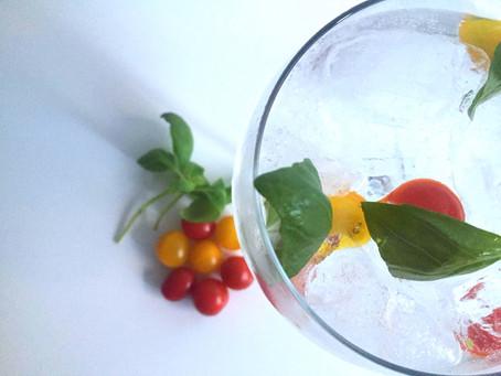Sabores mediterrânicos Parte 2 , o Gin!