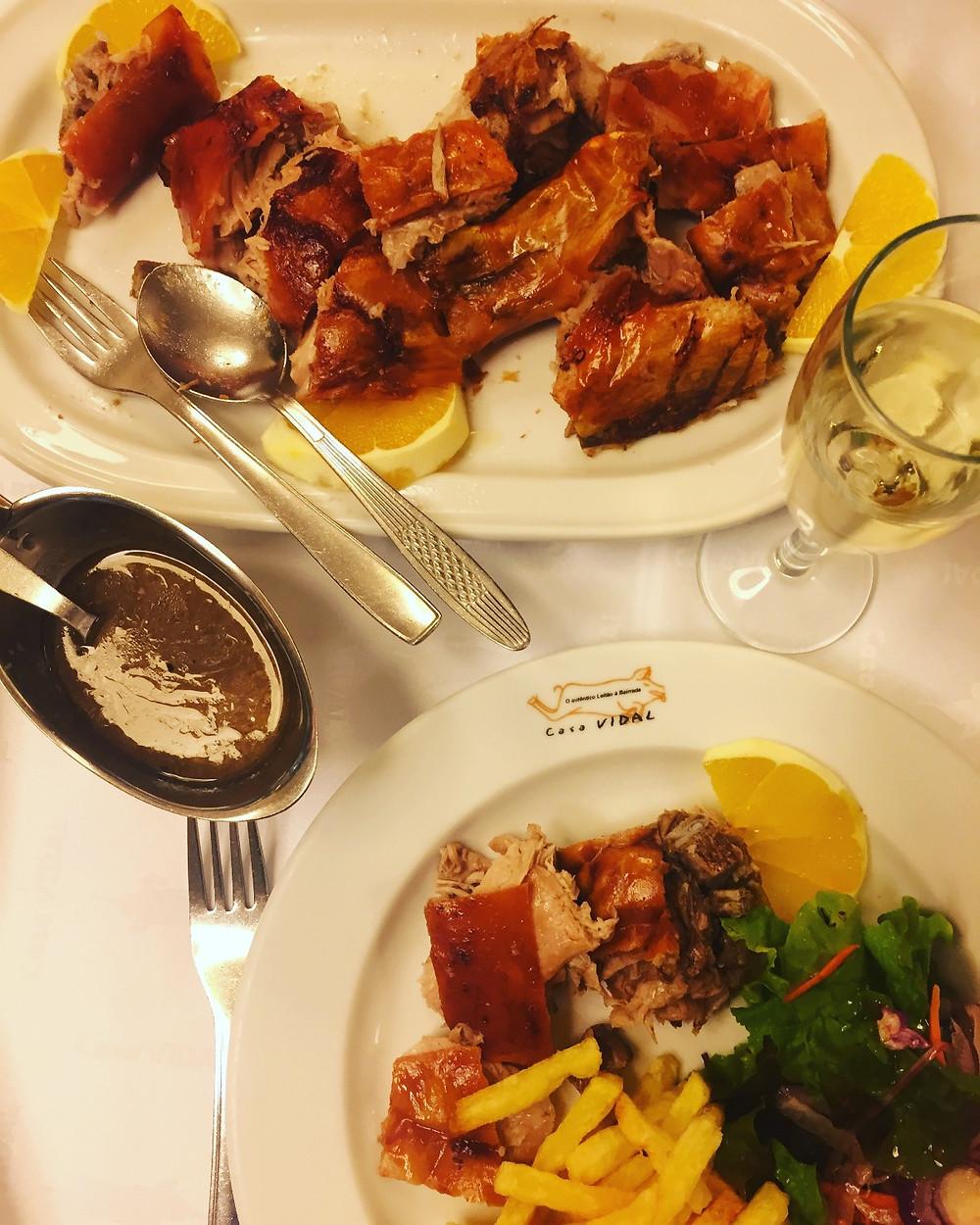 Restaurante Vidal Leitão Assado