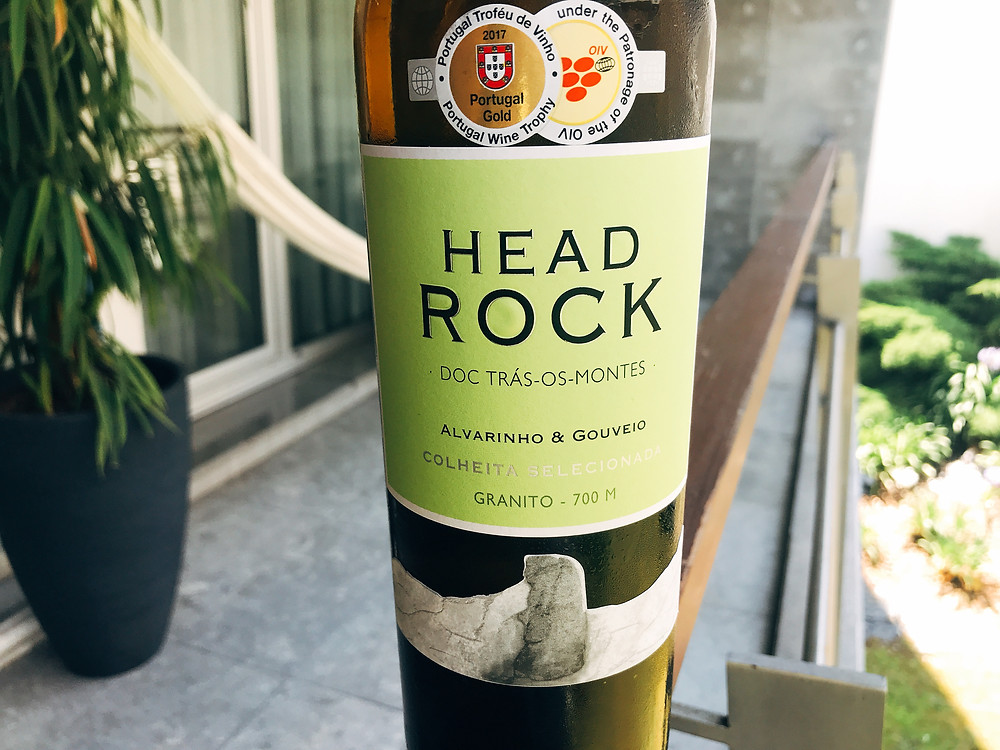 Head Rock Alvarinho e Gouveio Branco