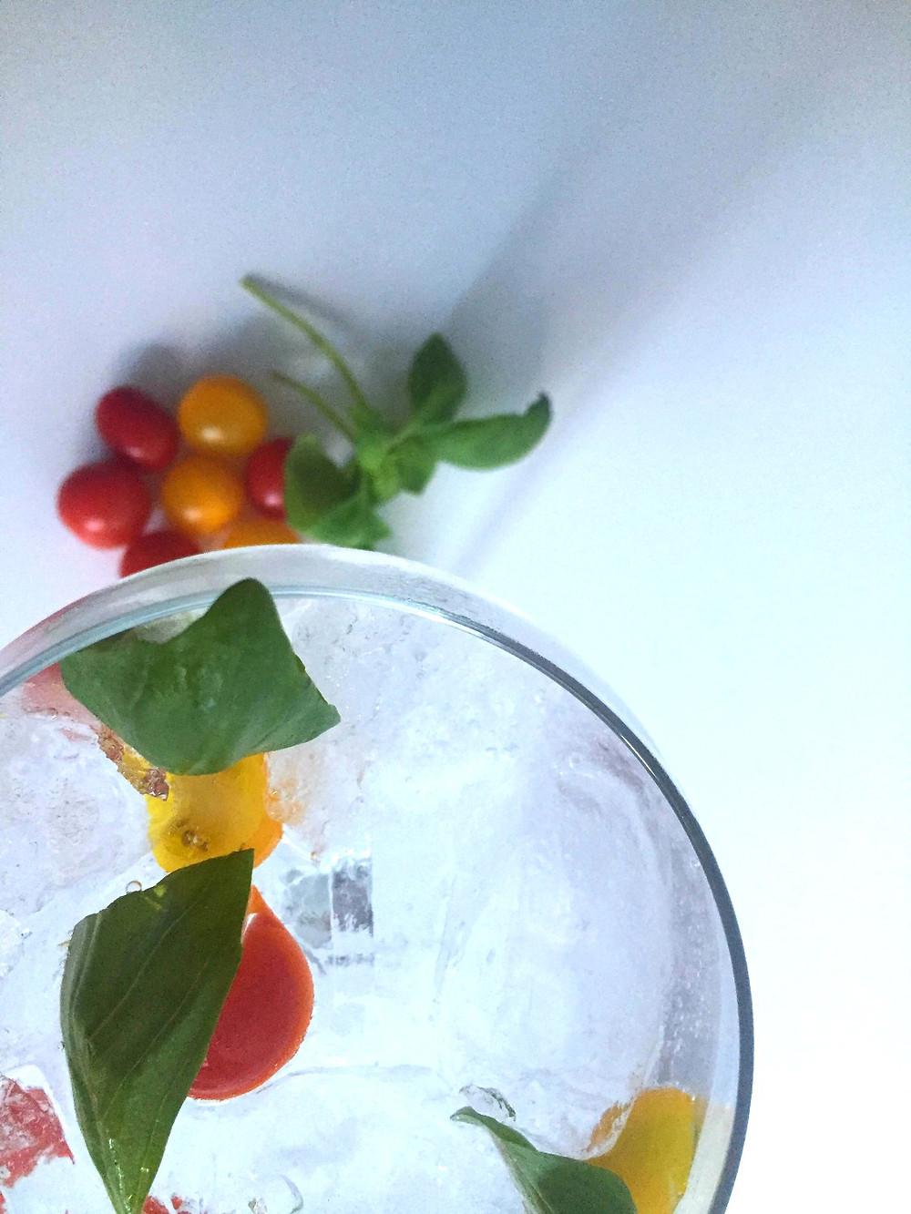 Gin Mare Manjericão