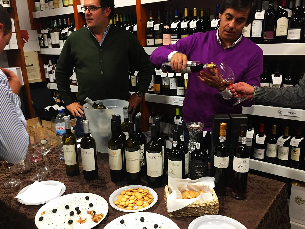 Prova Vinhos Quinta Seara d'Ordens