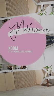 YAxWomen Event