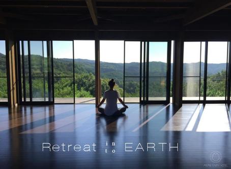 Retreat into EARTH
