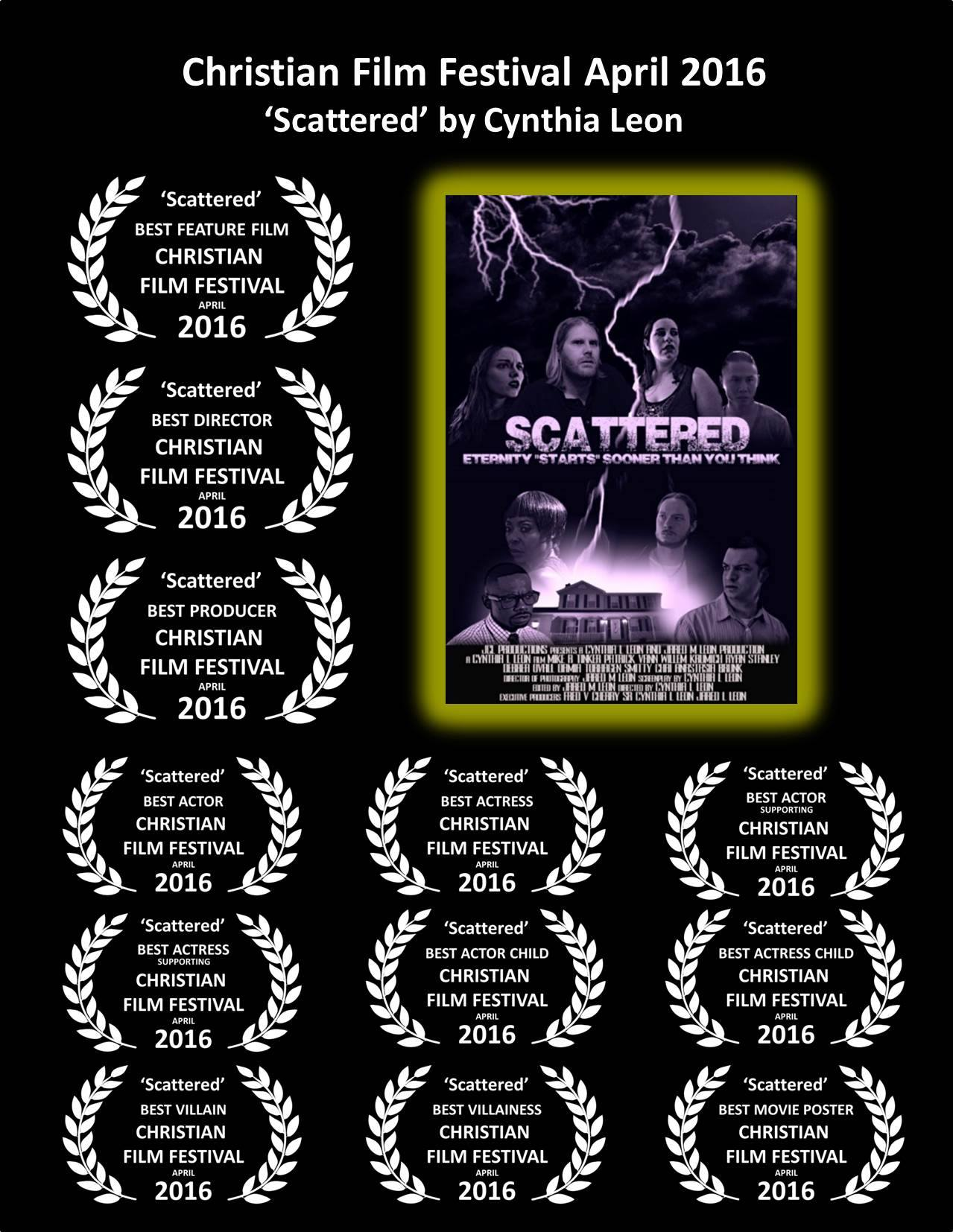 Scattered Christian Film Award