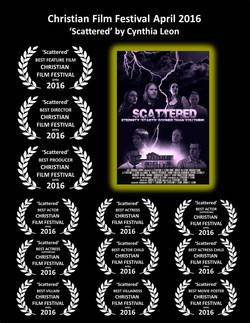 Scattered Christian Film Award