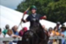 20190903 Annie Parsons on Sir Bucksalot