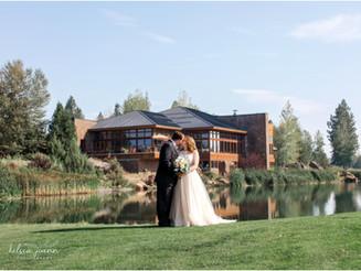 Megan and Alex's Broken Top Club Wedding, Bend, Oregon Wedding Photography