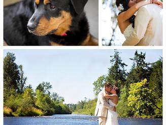 Joelle + Jake Thomas, Eugene, Oregon Wedding Photographer
