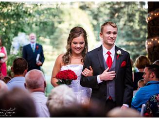Brittney + Jack: Lewis & Clark Catering, Eugene, Oregon Wedding Photographer