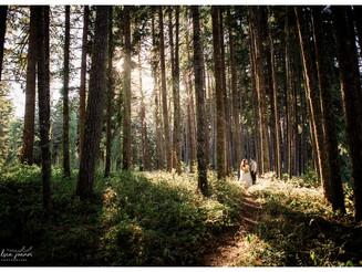 Brooke + Derik: Eugene, Oregon Wedding Photographer. Lane County Weddings