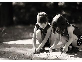 Sam and Lena: Eugene, Oregon Child Photographer