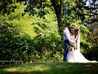 Fritz Wedding - Eugene, Oregon Wedding Photographer