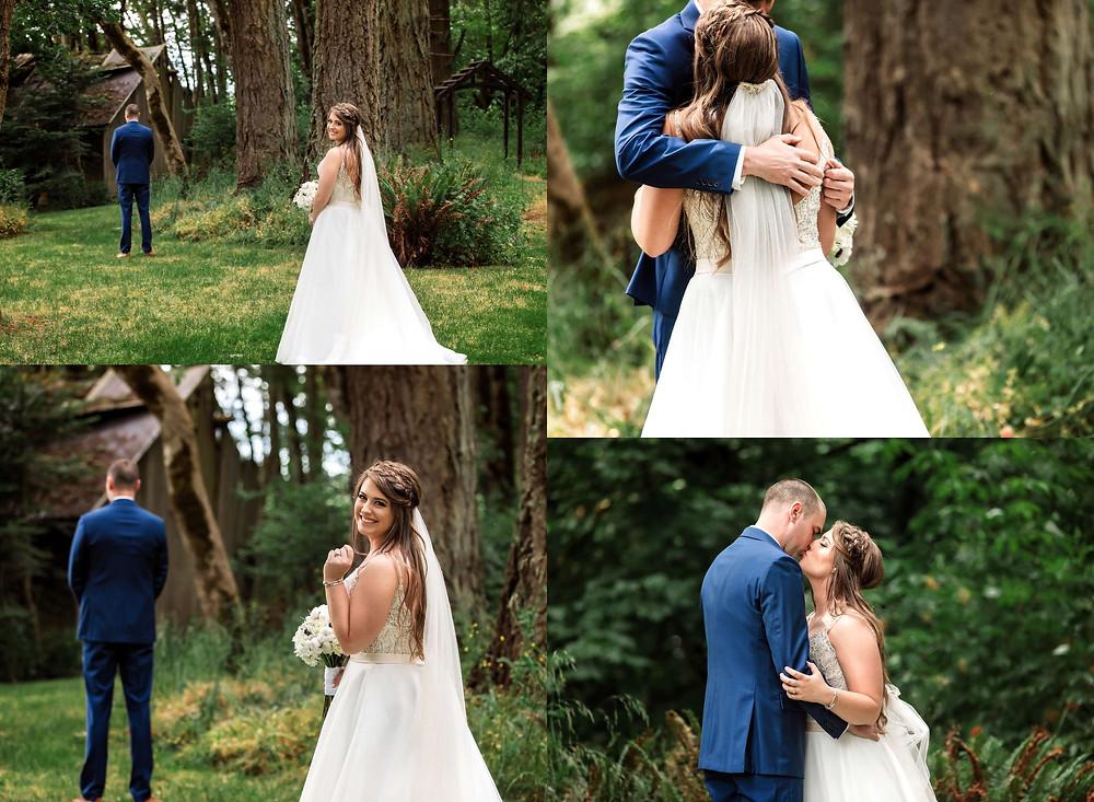 Eugene_Oregon_Wedding_Photographer_Bride_And_Groom_first_look