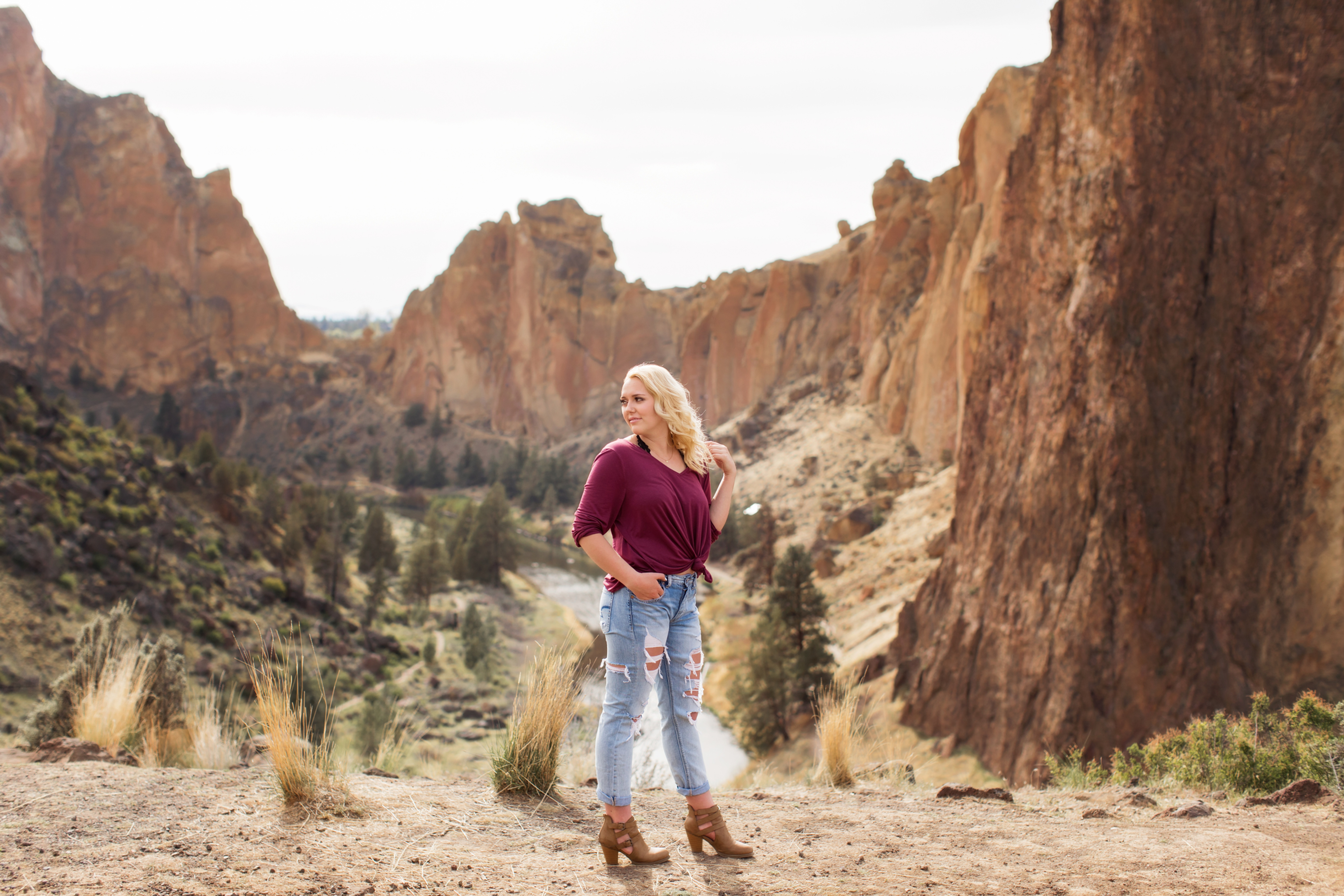 Smith Rock Session 6/16 - 4:00