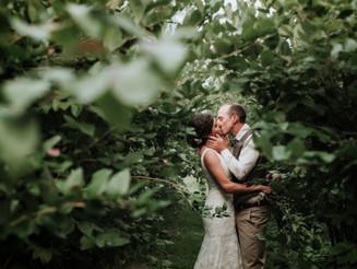 Talya and Sam's Forest Wildfire Wedding, Eugene, Oregon Wedding Photographer