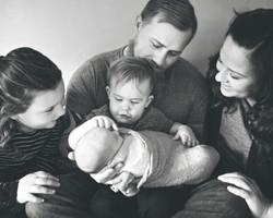 Wes Newborn Portraits 142bw2