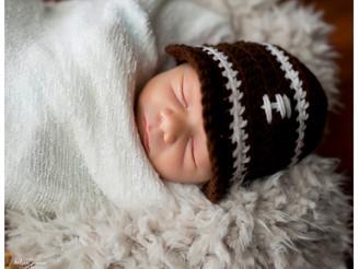 Wyatt Newborn Session: Eugene, Oregon Family Photographer, Lifestyle Newborn Sessions