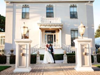 Jen and Tony's Wedding at Jefferson Street Mansion in Benicia, California