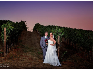 Annaleah & Nathan's Sweet Cheeks Winery Wedding, Eugene, Oregon Wedding Photographer