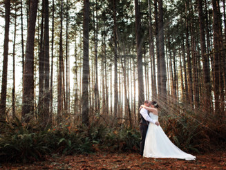 Angela and Nik, Deep Woods Wedding, Eugene, Oregon Wedding Photographer