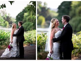 Melissa + Derek: Eugene, Oregon Wedding Photographer