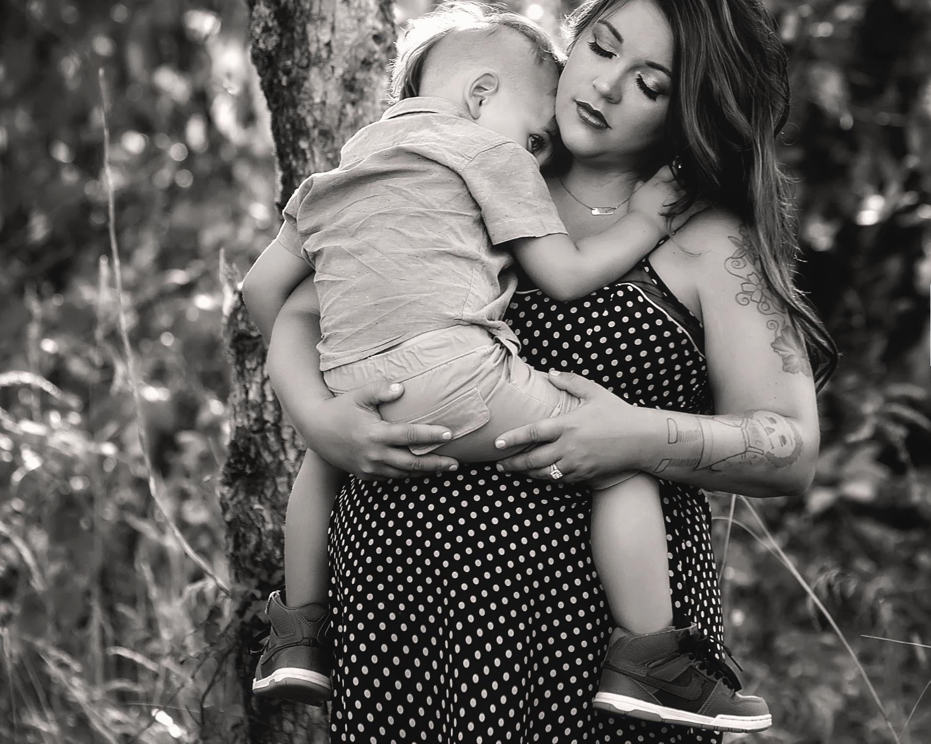 Echo Maternity 049bw