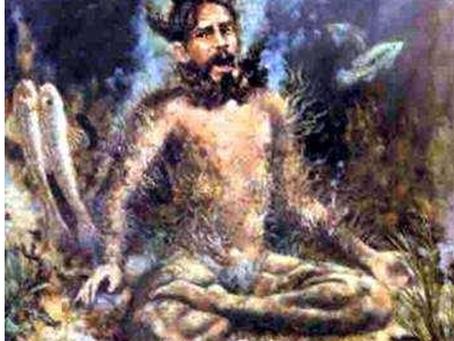 La historia de Saubhari Rishi