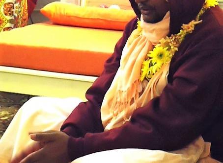 Nuevo kirtan de Srila BS Sridhara Maharaj