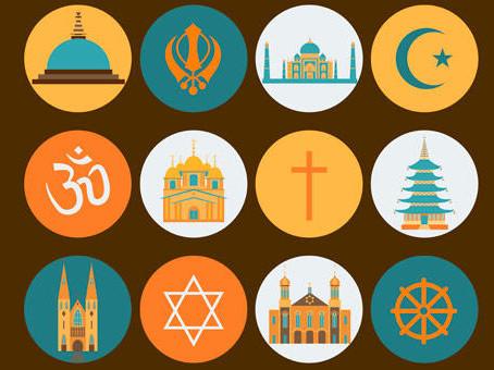 Religiones Verdaderas y Falsas