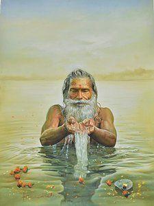 Las Cortantes Palabras del Sadhu