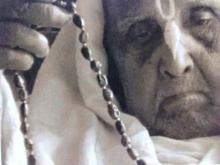 Sadhu sanga, asociación con santos