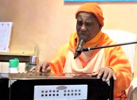Comienza la gira internacional de Bishnu Maharaj