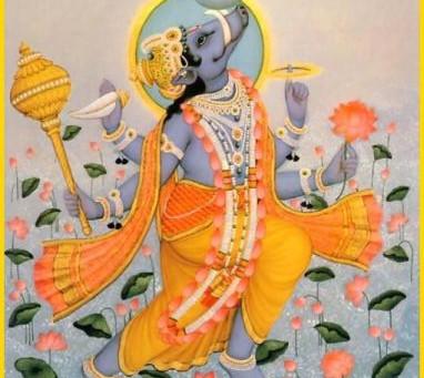Aparición del Señor Varahadeva