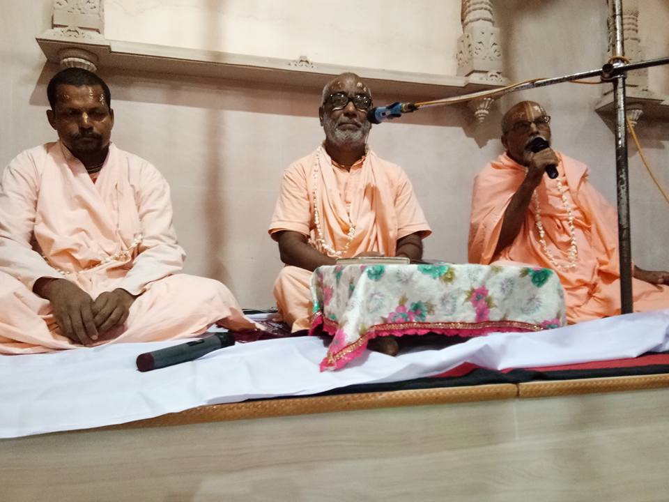 Gurudeva y Srila Sridhara Maharaj