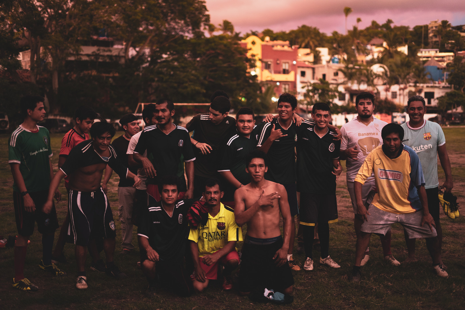 Football in Sayulita