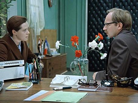 Romance de bureau : une histoire de séduction