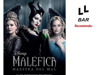✨✨ LL BAR RECOMIENDA ✨✨ - MALÉFICA MAESTRA DEL MAL -