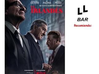 ✨✨ LL BAR RECOMIENDA ✨✨ - EL IRLANDÉS -