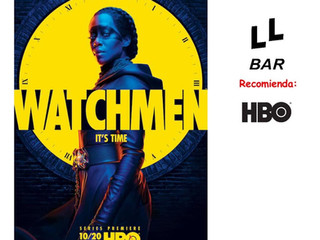 ✨✨ LL BAR RECOMIENDA ✨✨ - WATCHMEN -