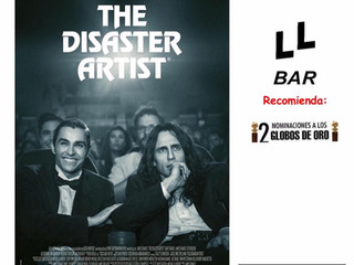 ✨✨ LLBAR RECOMIENDA... ✨✨ THE DISASTER ARTIST
