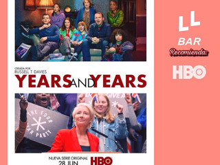 ✨✨ LL BAR RECOMIENDA ✨✨ - YEARS AND YEARS -