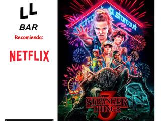 ✨✨ LL BAR RECOMIENDA ✨✨ - STRANGER THINGS 3 (Netflix) -
