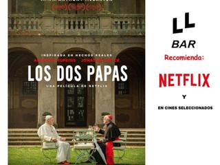 ✨✨ LL BAR RECOMIENDA ✨✨  - LOS DOS PAPAS -