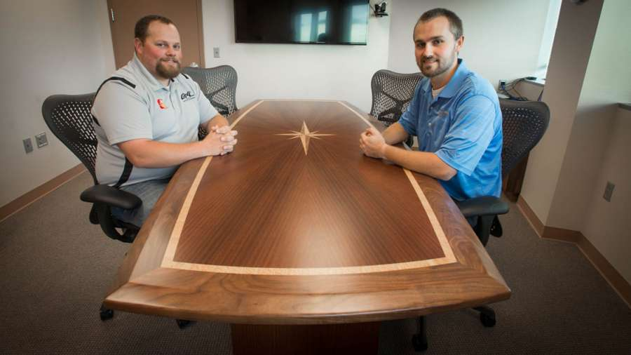 KCCTE Conference Table
