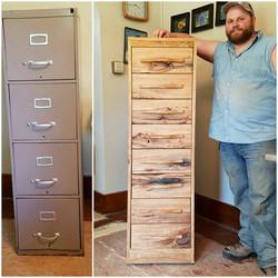 Ash Filing Cabinet