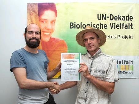 Le Réseau Hortus récompensé par les Nations-Unies