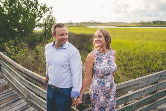 Catherine & Ryan | Tides View Preserve