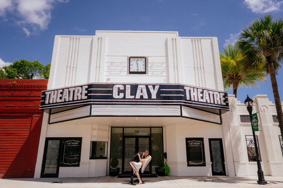 Jacey & Ryan | The Clay Theatre