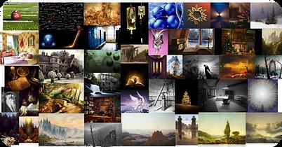 Cristofori's Dream the Novel/Collage