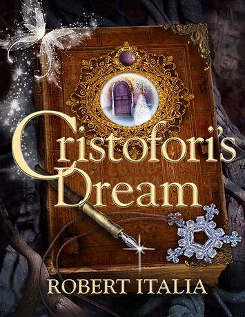 Cristofori's Dream novel, author Robert Italia